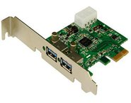 Card PCI−Express 1x Adaptor la 2x USB 3.0 Logilink