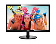 Monitor LED PHILIPS 246V5LSB/00, 24 inch, Negru
