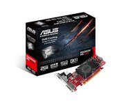 Placa video Asus Radeon R5 230, 2 GB GDDR3, 64 biti