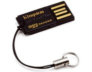 Cititor de carduri, USB 2.0, Kingston FCR-MRG2