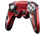 Gamepad Thrustmaster Ferrari Wireless Gamepad 430 Scuderia Limited Edition - 2960713, Wireless, Rosu