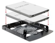 Rack pt HDD/SSD/ODD Delock DL-18198
