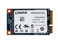 SSD Kingston SSDNow ms200, 120 GB, SATA 3, mSATA