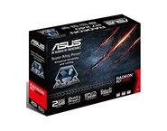 Placa video Asus Radeon R7 240, 2 GB GDDR3, 128 biti