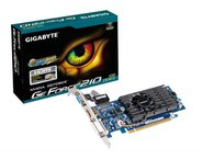 Placa video Gigabyte GeForce 210, 1 GB GDDR3, 64 biti