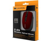 Mouse  Canyon CNS-CMSW5B, wireless, Negru