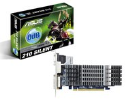 Placa video Asus GeForce 210, 1 GB GDDR3, 64 biti