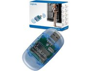 Card reader & Hub USB LogiLink CR0015