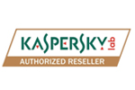 Kaspersky Reseller Authorized